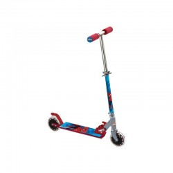 Trottinette 2 roues pliable métal Spiderman Marvel idée cadeau noel neuf