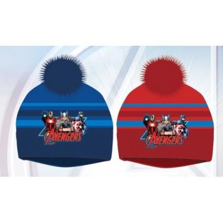 Bonnet à Pompon Avengers Marvel enfant garcon hiver vetements neuf