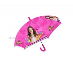 Parapluie pour enfant automatique Soy Luna fille rose pluie neuf