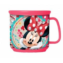 Tasse Mug plastique avec poignet Minnie Disney Fille IDEE CADEAU ENFANT NEUF