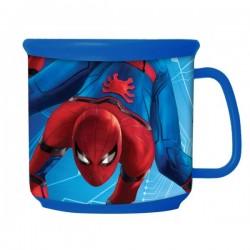 Tasse Mug plastique avec poignet Spiderman Marvel Comics Garçon neuf