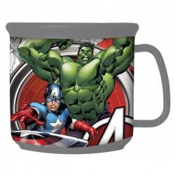Tasse Mug plastique avec poignet Avengers Marvel comics Garçon neuf
