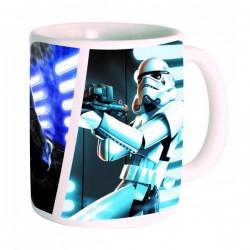 Tasse Mug céramique Star Wars enfant garçon idée cadeau anniversaire neuf