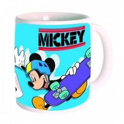 Tasse Mug céramique Mickey Disney enfant garçon idée cadeau anniversaire neuf