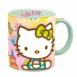 Tasse Mug céramique Hello Kitty enfant fille idée cadeau anniversaire noel neuf