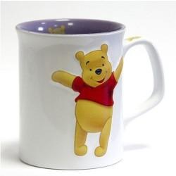 Tasse Mug céramique WINNIE L'OURSON 3D Disney enfant garçon idée cadeau anniversaire neuf