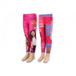 Lot de 2 Leggings Soy Luna Disney du 6 AU 12 ans ENFANT FILLE VETEMENT SOUS LICENCE OFFICIELLE NEUF