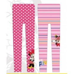 Lot de 2 Leggings Minnie Disney du 3 AU 8 ans ENFANT FILLE VETEMENT SOUS LICENCE OFFICIELLE NEUF