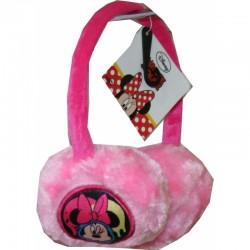 Cache oreilles Minnie Disney enfant fille hiver licence officielle neuf