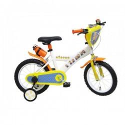 Vélo 16 Pouce Les Minions licence officielle idée cadeau anniversaire noël plein air neuf