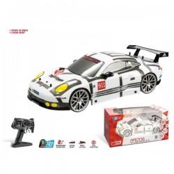 Voiture R/C collection 1/10ème - Porsche 911 RSR IDEE CADEAU ANNIVERSAIRE NOEL NEUVE