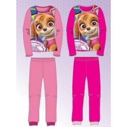 Ensemble Pyjama polaire Paw Patrol Pat Patrouille Skye fille du 2 au 6 ans VÊTEMENT SOUS LICENCE OFFICIELLE NEUF