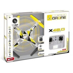 Drone Radiocommandé MONDO MOTORS Ultradrone R/C X48.0 idée cadeau anniversaire NOËL neuf