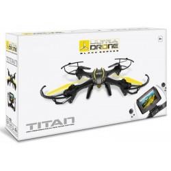 Drone Pro UltraDrone Titan BlackSeries SD 4 GB CAMERA HD Mondo idée cadeau anniversaire NOËL neuf