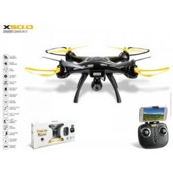 Drone ULTRADRONE X50.0 APPAREIL PHOTO CRUISER WI-FI CAM HD SD 4GB MONDO idée cadeau anniversaire NOËL neuf