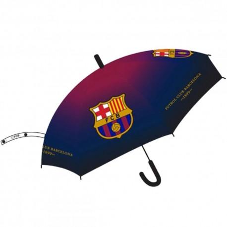 Parapluie automatique Barcelone Foot football supporter licence officielle IDEE CADEAU ANNIVERSAIRE NOEL NEUF
