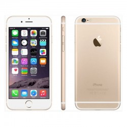 TELEPHONE PORTABLE SMARTPHONE IPHONE 6 64 GB OR RECONDITIONNE GRADE A+ IDEE CADEAU ANNIVERSAIRE NOEL GARANTIE NEUF