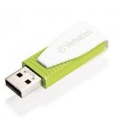 CLE USB 32 GIGA VERBATIM VERTE INFORMATIQUE BUREAUTIQUE NEUF SOUS BLISTER