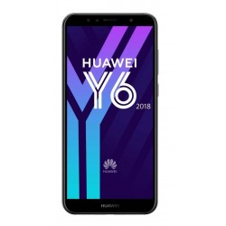 TELEPHONE SMARTPHONE HUAWEI Y6 2018 4G ECRAN FULL VIEW 5,7 '' MEMOIRE 16 GIGA DUAL SIM NOIR IDEE CADEAU ANNIVERSAIRE NOEL NEUF