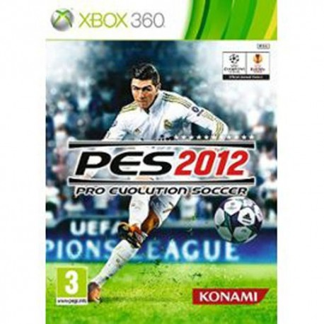 Jeu video Pes 2012 - Pro Evolution Soccer sur XBOX 360