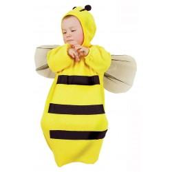 Déguisement abeille bébé 6/12 mois carnaval anniversaire fete neuf