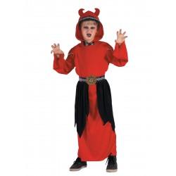 Déguisement secte démoniaque enfant du 3/4 au 10/12 ans Halloween carnaval anniversaire fete neuf