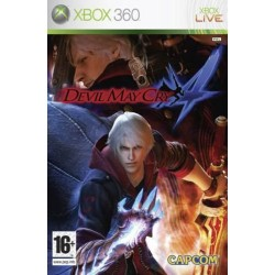 Jeu video Devil May Cry 4 sur XBOX 360 OCCASION