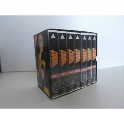 Coffret collector cassette vidéo VHS Cobra Space Adventure - Coffret 7 VHS (intégrale) occasion