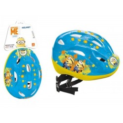 Casque de protection Minions v02 licence officielle velo trottinette roller jeux plein air neuf