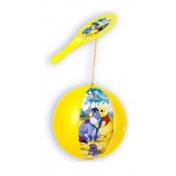 Ballon Tap Ball Winnie L'ourson Disney enfant jeu jouet Plein air neuf