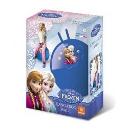 Ballon sauteur décoré Frozen la reine des neiges 50 cm de diamètre enfant jeu jouet Plein air neuf