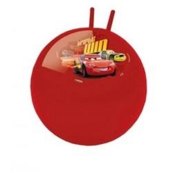 Ballon sauteur décoré cars flash mc queen 50 cm de diamètre enfant jeu jouet Plein air neuf