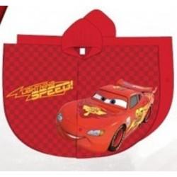 Imperméable cape Cars Disney garcon rouge du 2 au 6 ans enfant neuf