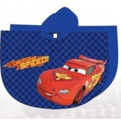 Imperméable cape Cars Disney garcon bleu du 2 au 6 ans enfant neuf