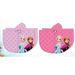 Imperméable cape pluie Frozen Disney La reine des neiges du 2 au 6 ans enfant neuf