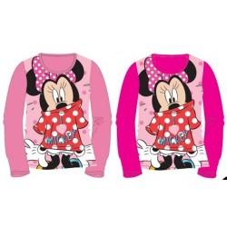 T-shirt Manches Longues Minnie V02 du 2 au 6 ans licence officielle Disney FILLE VETEMENT NEUF