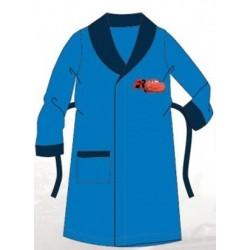 Peignoir de nuit Cars bleu du 3 au 8 ans sous licence officielle Disney GARCON VETEMENT NEUF