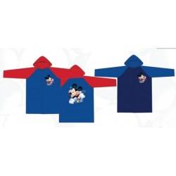 Imperméable k-way blouson Mickey rouge du 2 au 6 ans licence Disney ENFANT GARCON VETEMENT NEUF