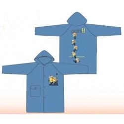 Imperméable K way de pluie les minions bleu du 4 au 8 ans licence officielle ENFANT VETEMENT NEUF