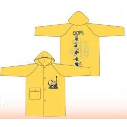 Imperméable K way de pluie les minions jaune du 4 au 8 ans licence officielle ENFANT VETEMENT NEUF
