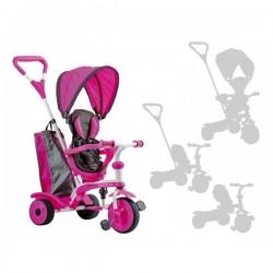 Tricycle Evolutif Strolly Spin bébé enfant a partir de 10 mois jeux plein air idée cadeau anniversaire noel neuf