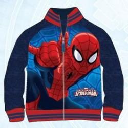 Sweat Spiderman bleu marine du 3 au 8 ans enfant licence officielle Marvel GARCON VETEMENT NEUF