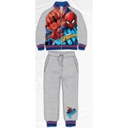 Ensemble Jogging Spiderman gris licence officielle Marvel du 3 au 8 ans GARCON VETEMENT NEUF