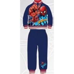 Ensemble Jogging Spiderman bleu licence officielle Marvel du 3 au 8 ans GARCON VETEMENT NEUF