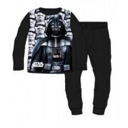 Ensemble Pyjama polaire Star Wars noir du 4 au 12 ans garçon VETEMENT SOUS LICENCE OFFICIELLE DISNEY NEUF