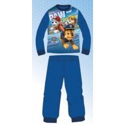 Ensemble Pyjama long pat trouille Paw Patrol bleu du 2 au 6 ans GARÇON VÊTEMENT LICENCE OFFICIELLE NEUF