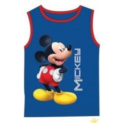Débardeur Mickey bleu du 2 au 8 ans licence officielle Disney ENFANT VETEMENT NEUF