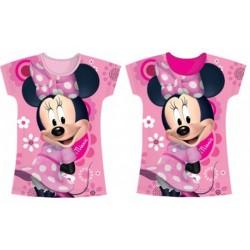 T-Shirt manches courtes Minnie V03 du 3 au 8 ans licence officielle Disney VETEMENT NEUF