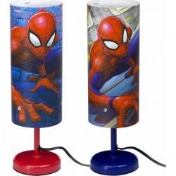 LAMPE de chevet Spiderman 29 cm licence officielle Marvel déco chambre enfant idée cadeau anniversaire noel neuve