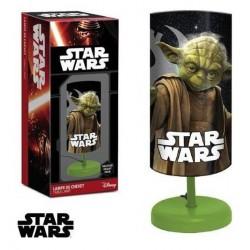 LAMPE de chevet Star wars 29 cm licence officielle Disney déco chambre enfant idée cadeau anniversaire noel neuve